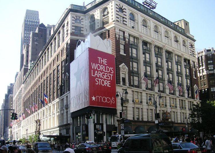Торговый центр Macy`s на Манхеттене - достопримечательности Нью-Йорка