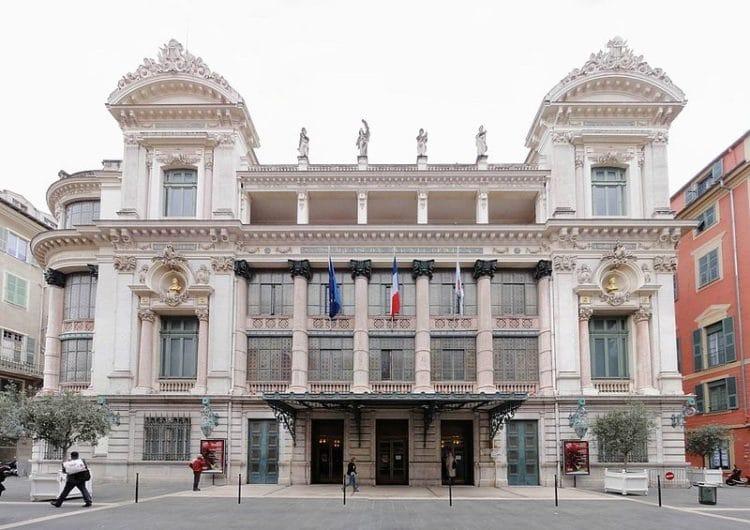 Оперный театр Ниццы - достопримечательности Ниццы