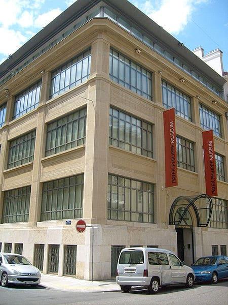 Музей Патек Филипп - достопримечательности Женевы