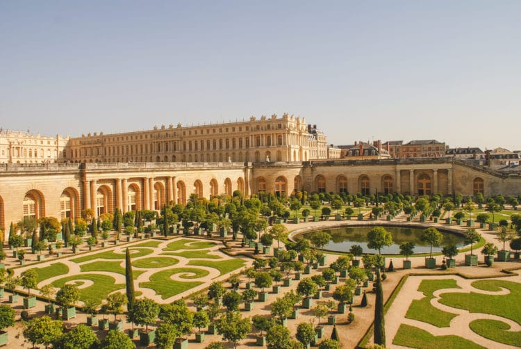 Версальский дворец - достопримечательности Парижа