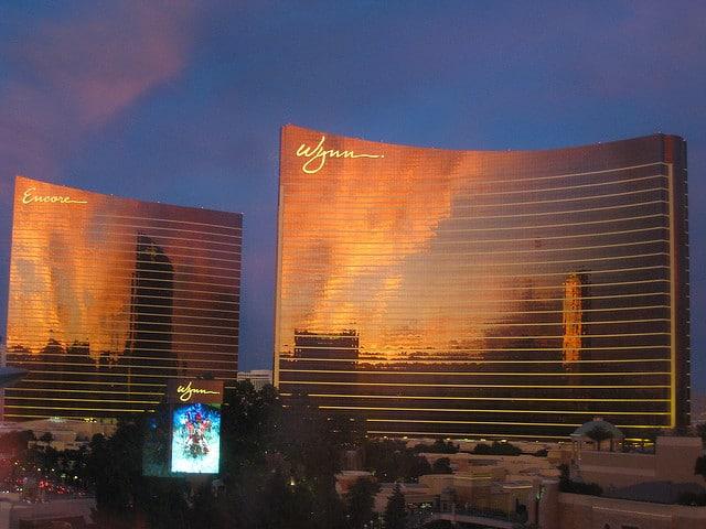 Отель-казино «Wynn» - достопримечательности Лас-Вегаса