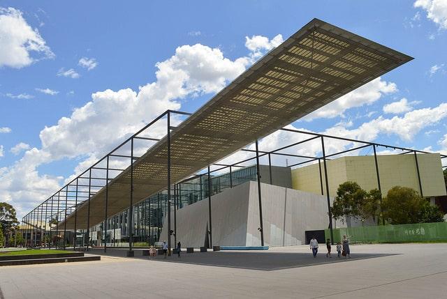 Мельбурнский музей - достопримечательности Мельбурна