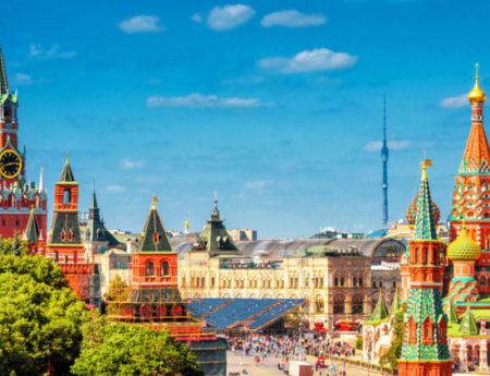 Достопримечательности Москвы: Топ-31