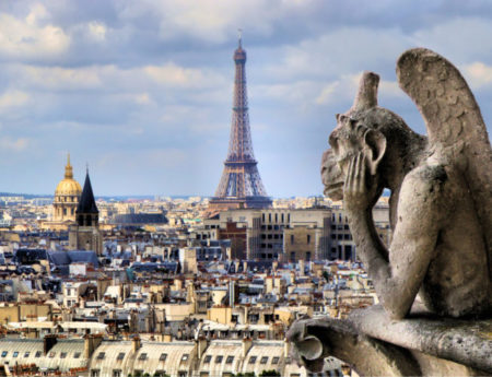 Достопримечательности Парижа: Топ-30