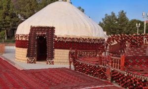 Достопримечательности Туркмении: Топ-15 (МНОГО ФОТО)