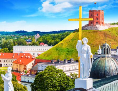 Достопримечательности Вильнюса: Топ-25