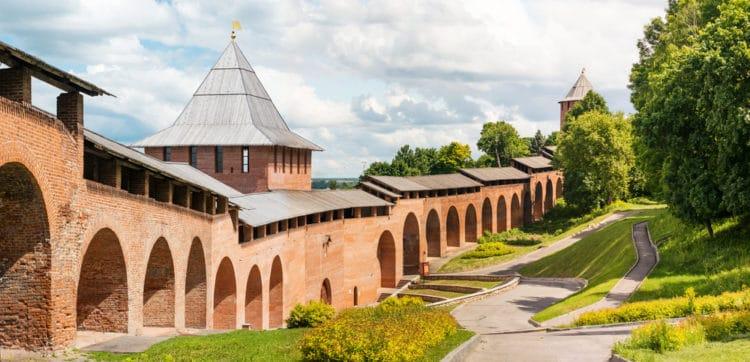 Нижегородский Кремль - достопримечательности Нижнего Новгорода