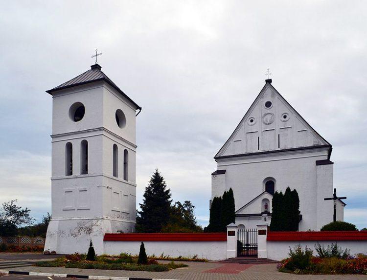 Троицкий костёл в Чернавчицах - достопримечательности Бреста