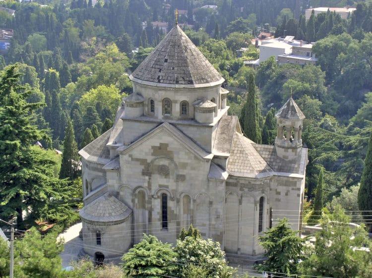 Армянская церковь - достопримечательности Ялты