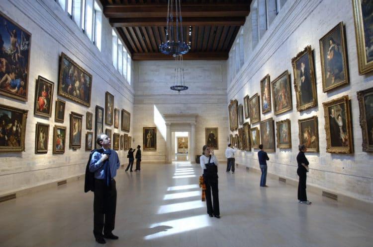 Музей изящных искусств - достопримечательности Бостона