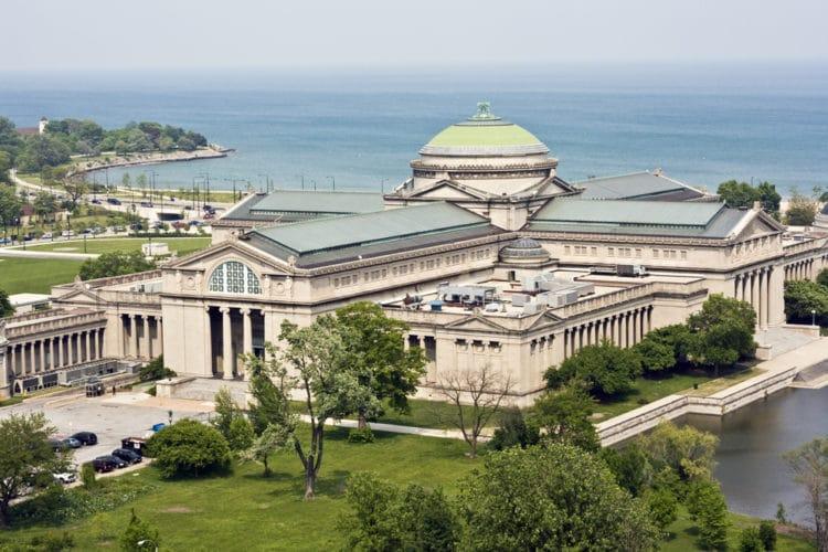 Музей науки и промышленности - достопримечательности Чикаго
