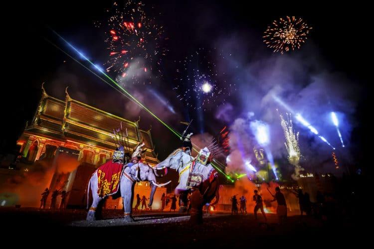 Театр Алангкарн - достопримечательности Паттайи