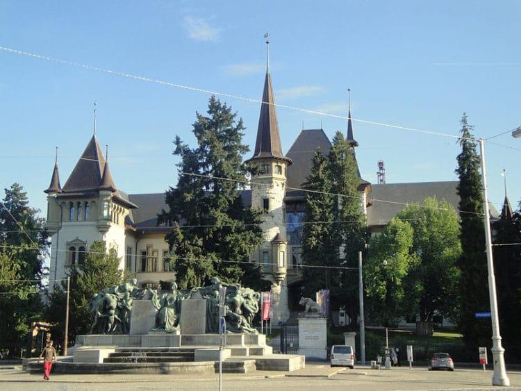 Исторический музей Берна - достопримечательности Берна