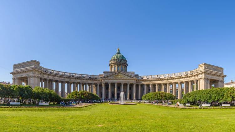 Казанский собор - достопримечательности Санкт-Петербурга