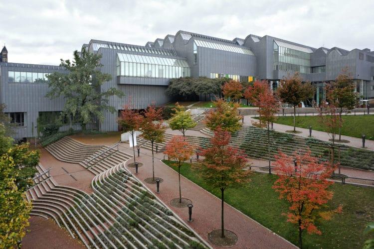Музей Людвига - достопримечательности Кёльна