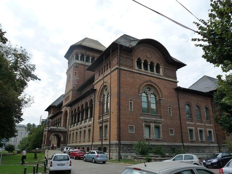 Музей крестьянского искусства Румынии - достопримечательности Бухареста