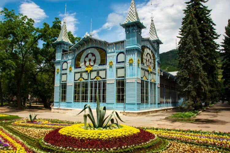 Самые красивые города России - Пятигорск