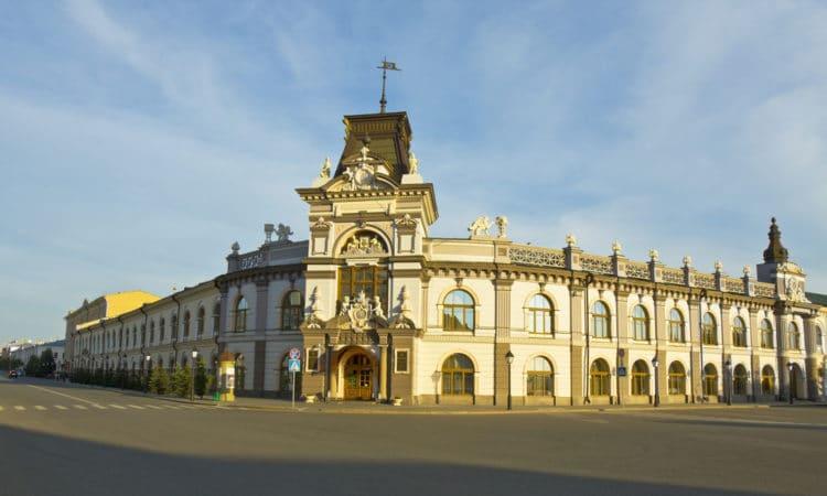 Национальный музей Республики Татарстан - достопримечательности Казани