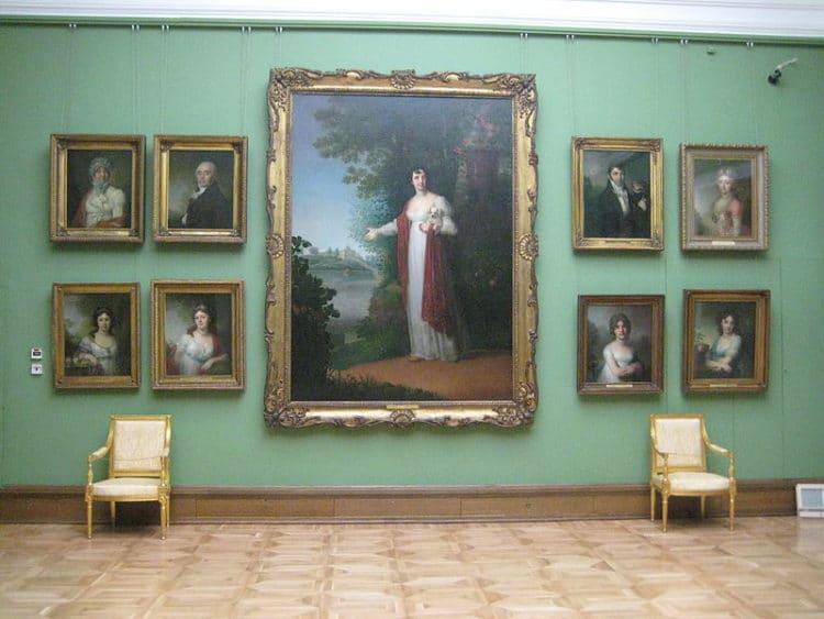 Государственная Третьяковская галерея - достопримечательности Москвы