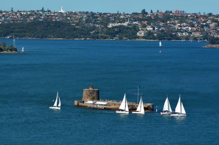 Форт Денисон - достопримечательности Сиднея