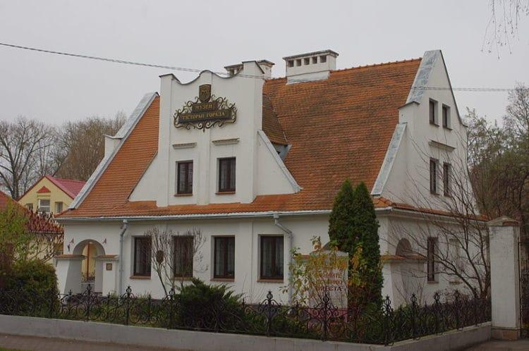 Музей истории города Бреста - достопримечательности Бреста