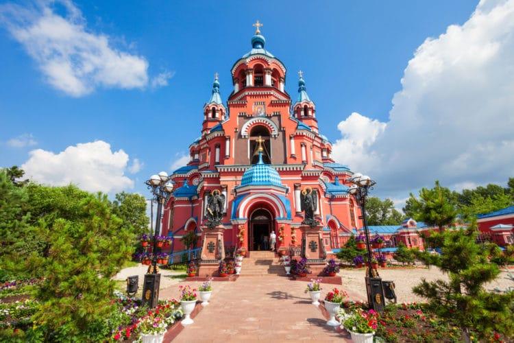 Самые красивые города России - Иркутск