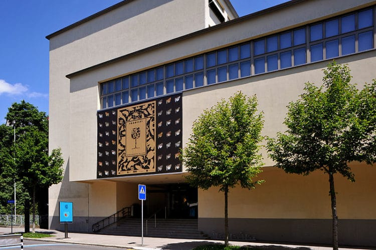 Музей естественной истории - достопримечательности Берна