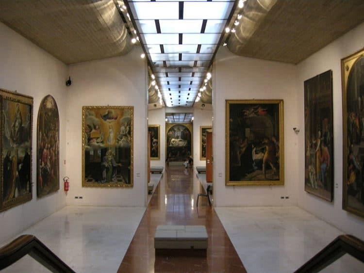 Национальная пинакотека Болоньи - достопримечательности Болоньи