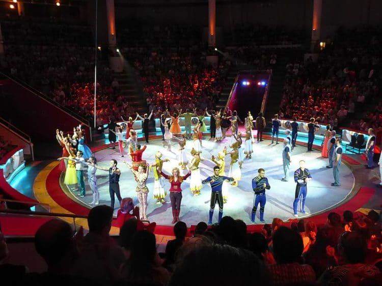 Московский цирк Никулина на Цветном бульваре - достопримечательности Москвы