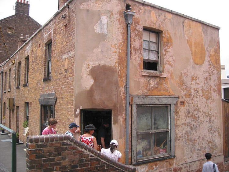 Музей Место Сюзанны - достопримечательности Сиднея