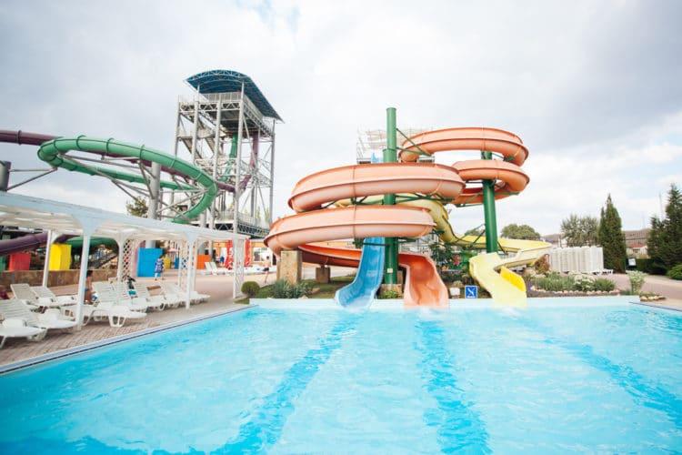 Аквапарк в Судаке - достопримечательности Крыма