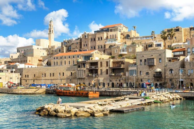 Старый порт Тель-Авива - достопримечательности Тель-Авива