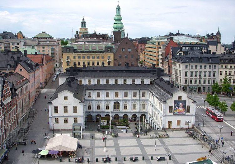 Городской музей Стокгольма - достопримечательности Стокгольма