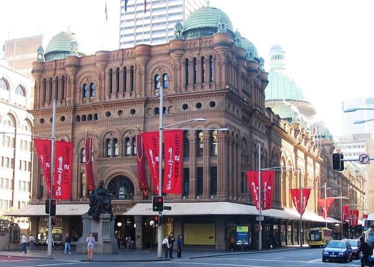 Здание Королевы Виктории - достопримечательности Сиднея