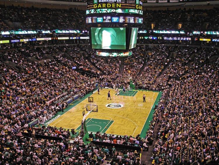 Спортивный комплекс ТД-гарден - достопримечательности Бостона