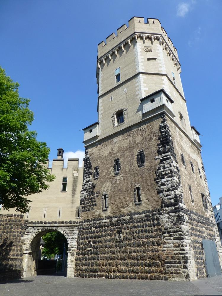 Башня Байентурм - достопримечательности Кёльна