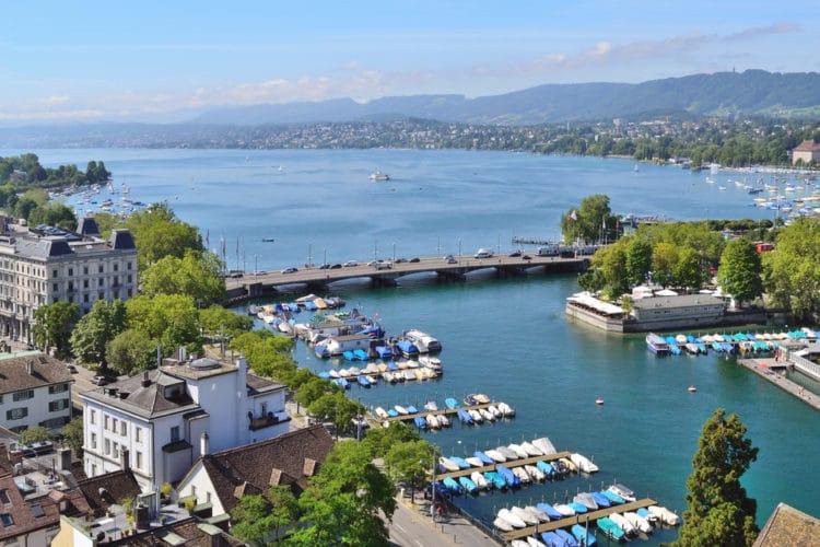 Цюрихское озеро - Что посмотреть в Цюрихе