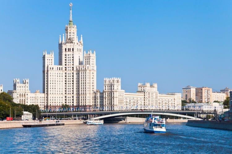 Сталинские Высотки - достопримечательности Москвы