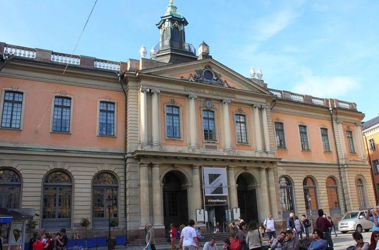 Музей Нобеля - достопримечательности Стокгольма
