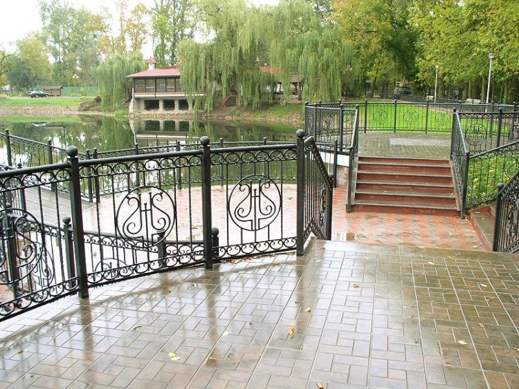 Брестский парк культуры и отдыха - Что посмотреть в Бресте