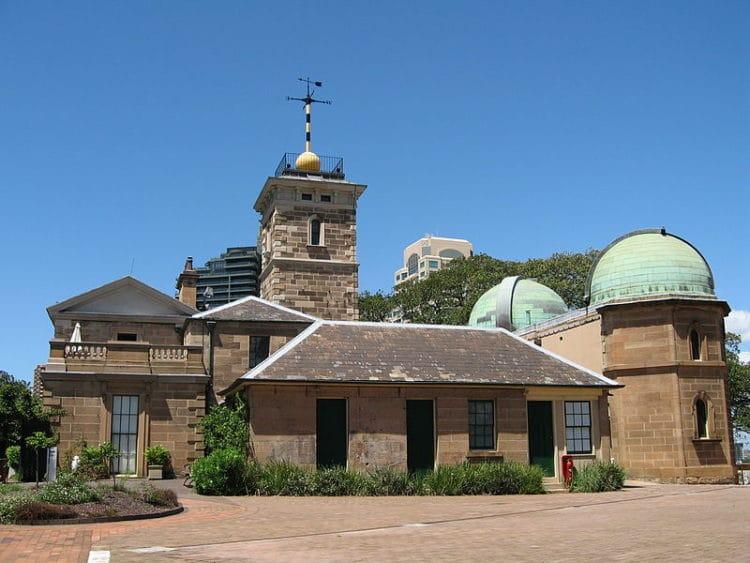 Сиднейская обсерватория - достопримечательности Сиднея