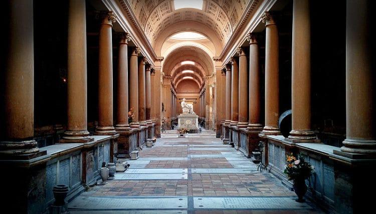 Кладбище Чертоза - Что посмотреть в Болонье