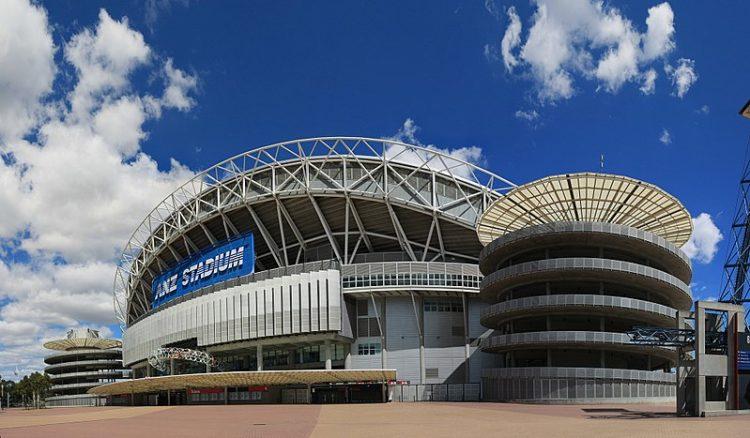 Стадион «Австралия» - достопримечательности Сиднея