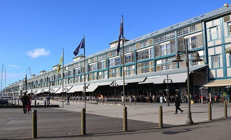 Пристань Вулумулу - Что посмотреть в Сиднее