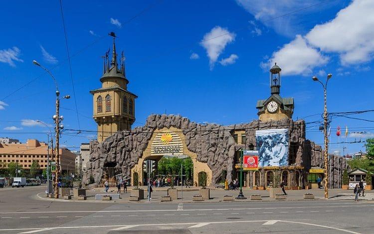 Московский зоопарк - достопримечательности Москвы