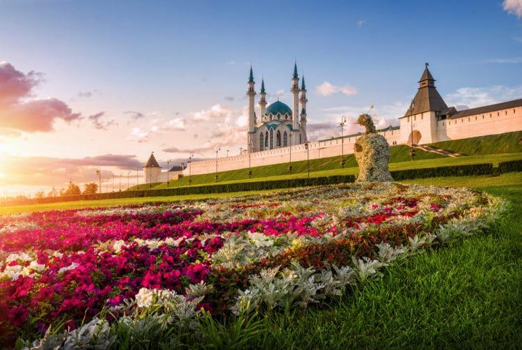 Самые красивые города России - Казань