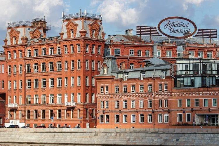 Арт-кластер «Красный Октябрь» - Что посмотреть в Москве