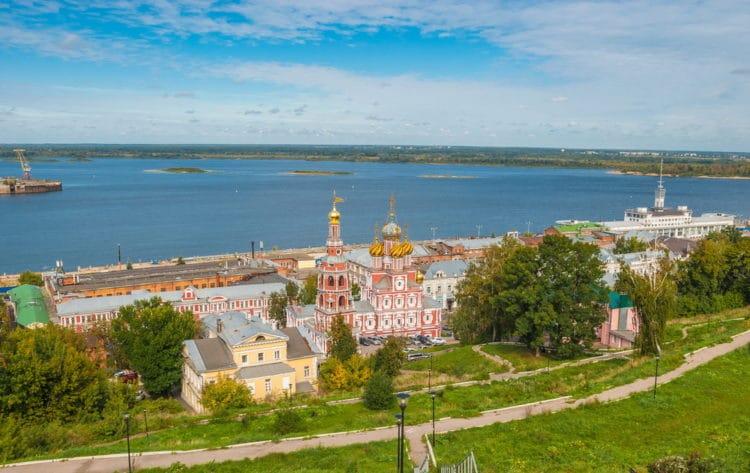 Самые красивые города России - Нижний Новгород