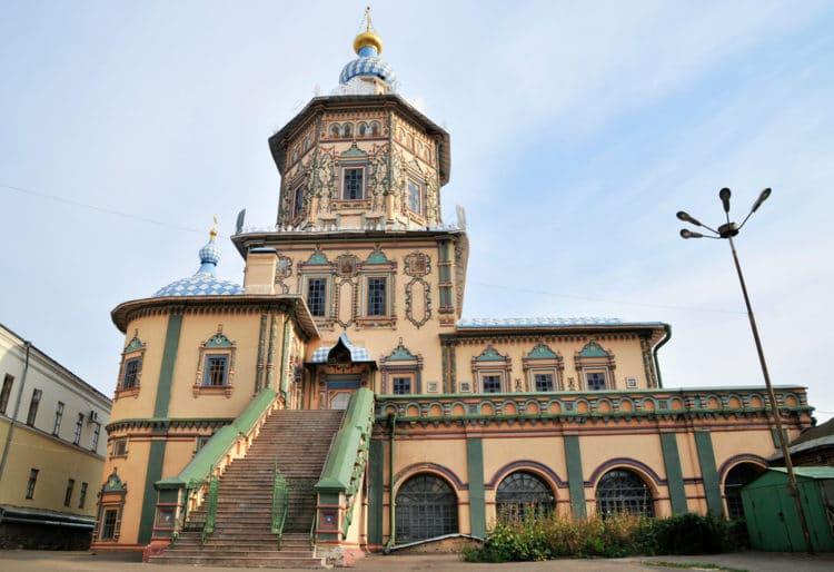 Петропавловский собор - достопримечательности Казани