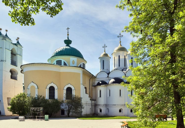 Спасо-Преображенский собор - достопримечательности Ярославля
